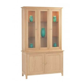 Corndell Nimbus 1260 Tall Display Cabinet