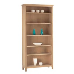 Corndell Nimbus 1293 5 Shelf Bookcase