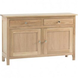 Corndell Nimbus 1470 2 Drawer, 2 Door Sideboard
