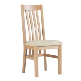 Corndell Nimbus C4 Slatted Dining Chair