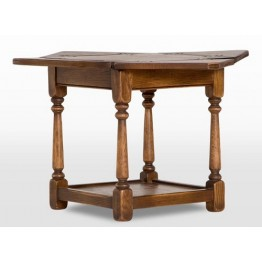 3175 Wood Bros Old Charm Flip Top Table