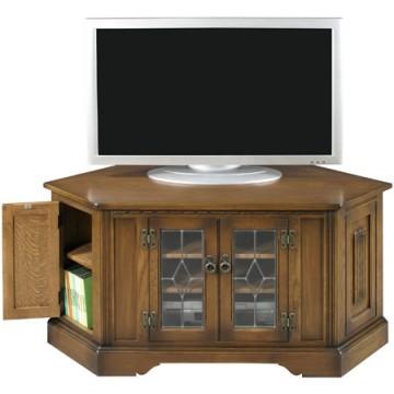 2633 Wood Bros Old Charm Corner TV Video Unit