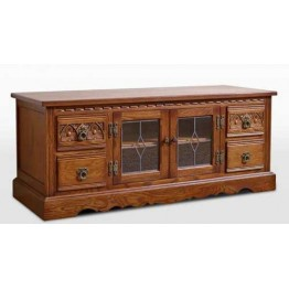 2821 Wood Bros Old Charm TV Cabinet