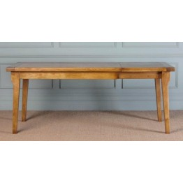 Old Charm Chatsworth CT2935 End Extending Dining Table