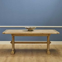 3098 Wood Bros Old Charm Lichfield 5ft Extending Dining Table