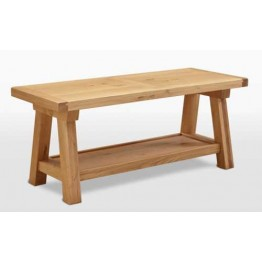 Wood Bros Frame FR0016 Coffee Table - Old Charm
