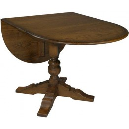 2800 Wood Bros Old Charm Amberley Drop Leaf Dining Table