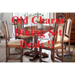 Old Charm Dining Sets - Configure your perfect Wood Bros Dining Suite !!