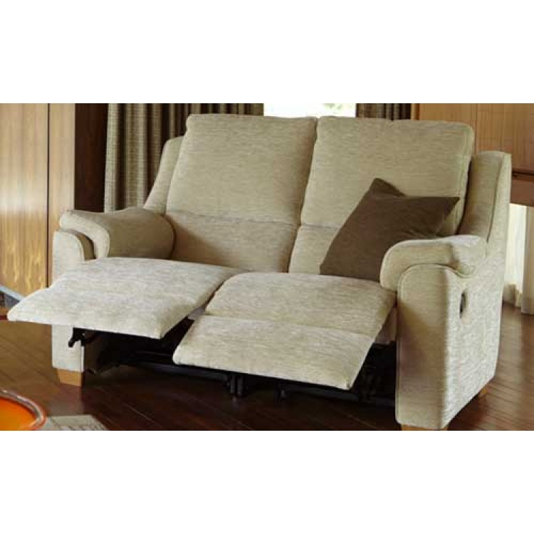 Parker Knoll Albany Double Power Recliner 2 Seater Sofa In