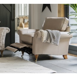 Parker Knoll Burghley Chair with Powered Footrest