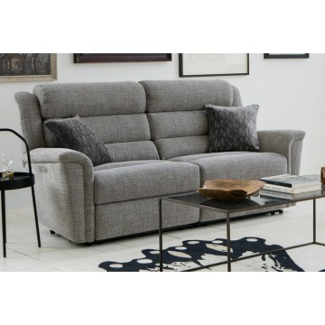 Parker Knoll Colorado Power Reclining Large 2 Seater Sofa - Ordering a suite? Get a FREE FOOTSTOOL - Ends 3rd March 2020