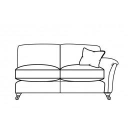 Parker Knoll Devonshire - Modular Items - RHF or LHF Large 2 Seater Arm End  - Formal Back