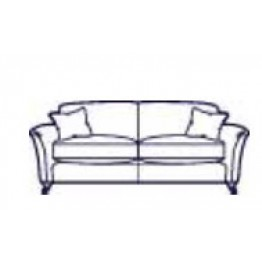 Parker Knoll Devonshire Grand Sofa - Formal Back