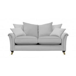 Parker Knoll Devonshire Large 2 Seater Sofa - Pillow Back.
