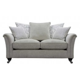Parker Knoll Devonshire 2 Seater Sofa - Pillow Back - FREE FOOTSTOOL OFFER UNTIL 1st JUNE 2021 - CALL US FOR DETAILS.