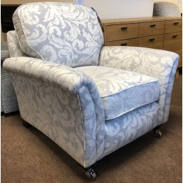 Parker Knoll Devonshire Armchair with Powered Footrest - FREE FOOTSTOOL OFFER UNTIL 1st JUNE 2021 - CALL US FOR DETAILS.