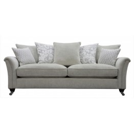 Parker Knoll Devonshire Large 2 Seater Sofa - Pillow Back