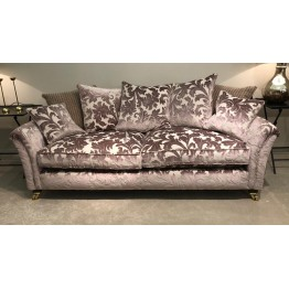 Parker Knoll Devonshire Grand Sofa - Pillow Back