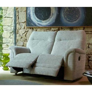 Parker Knoll Hudson Power Recliner 2 Seater Sofa - SPECIAL OFFER UNTIL 1st JUNE 2021! GET THIS FOR THE PRICE OF THE MANUAL VERSION.