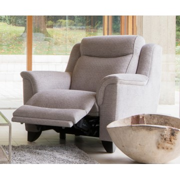 Parker Knoll Manhattan Powered Recliner