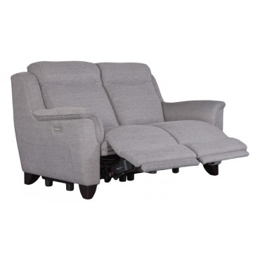 Parker Knoll Manhattan Rechargeable Power Reclining 2 Seater Sofa