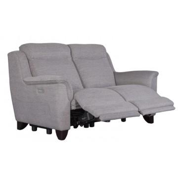 Parker Knoll Manhattan Power Reclining 2 Seater Sofa