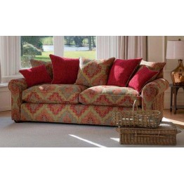 Parker Knoll Newark 2 Seater Sofa with Pillow Back