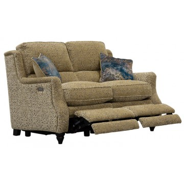 Parker Knoll Newbury 2 Seater Sofa with Power Footrests