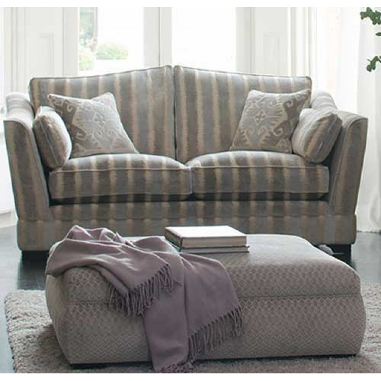 Parker Knoll Sloane Large 2 Seater Sofa With Formal Back