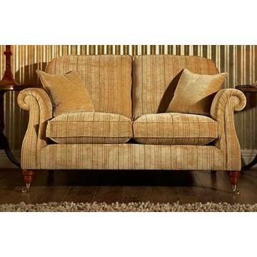Parker knoll westbury settee for Westbury leather sofa
