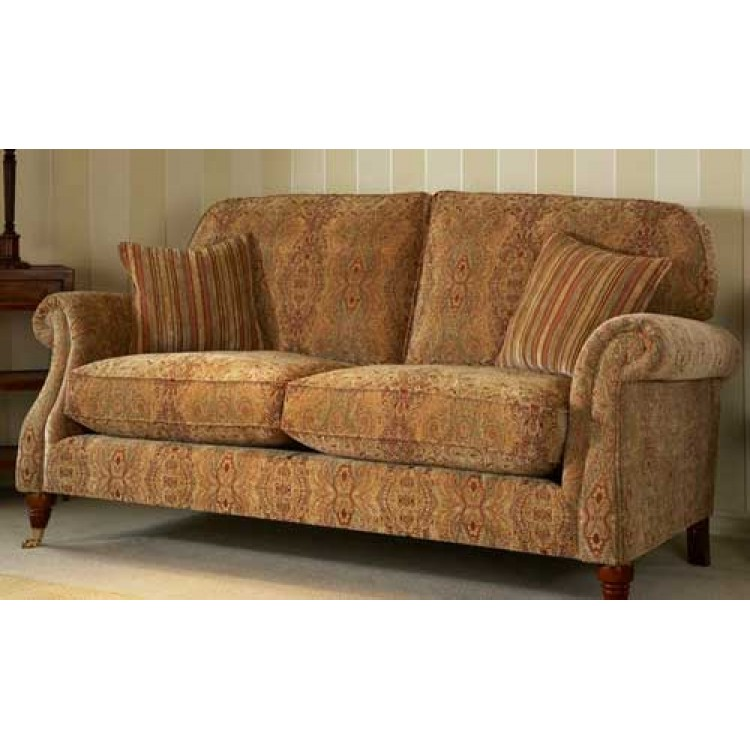 Parker knoll westbury large 2 seater settee for Westbury leather sofa