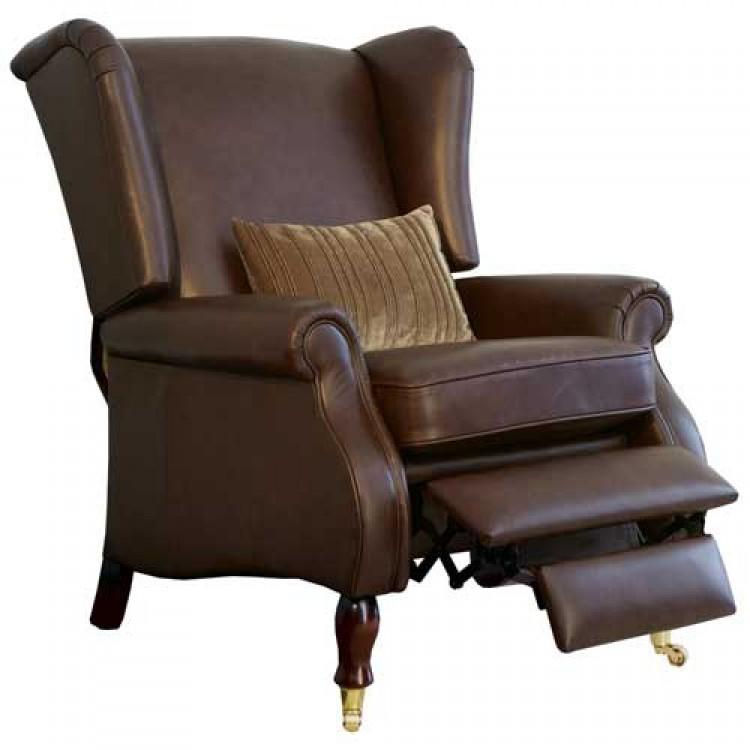 Parker knoll york recliner for Furniture 4 u