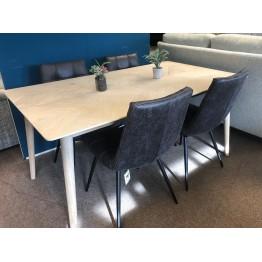 Forino Oak Oblong Dining Table