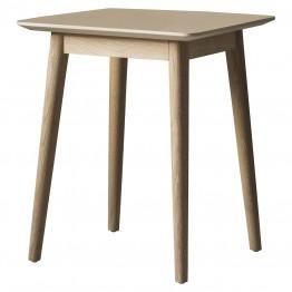 Forino Oak Side Table - No drawer