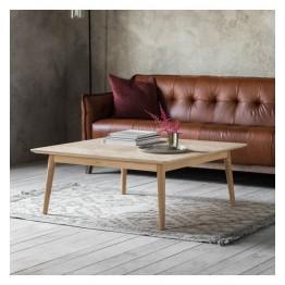 Forino Oak Square Coffee Table