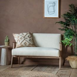 Harrington Fabric Sofa - Two Colours Available
