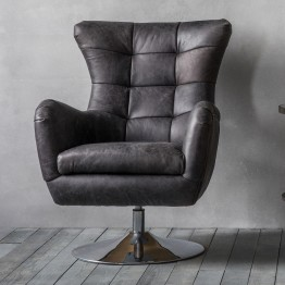 Melbourne Swivel Chair - Two Colours Available