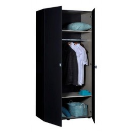Sciae Furniture First 38 Wardrobe - No27 2 doors wardrobe