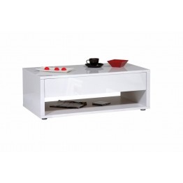 Sciae Furniture - Urbana 36 - No12 Coffee Table - White