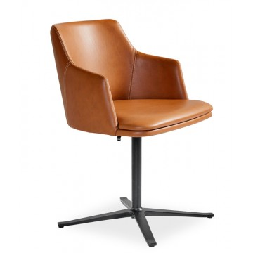 Skovby SM55 Swivel Dining Chair