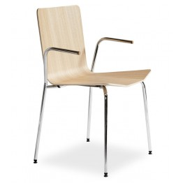 Skovby SM802 Dining Chair with arms