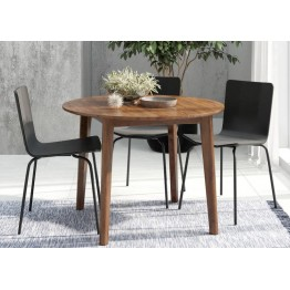 Skovby SM120 Round Dining Table