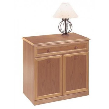 833B Sutcliffe Base Unit - 2 Door Sideboard STR-833B-TK