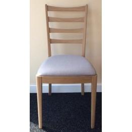 9035 Sutcliffe Campaign Ladderback Chair