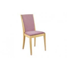 9445 Sutcliffe Campaign Fully Upholstered Dining Chair