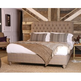 "Tetrad Bernaray 4'6"" Double Bed"