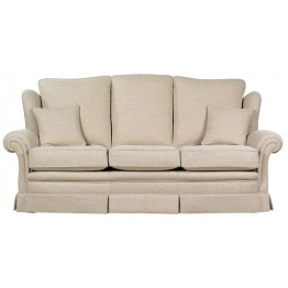 Vale Blenheim 3 Seater Wing Sofa