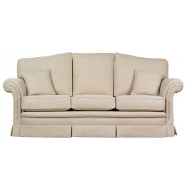 Vale Blenheim 3 Seater High Arm Sofa