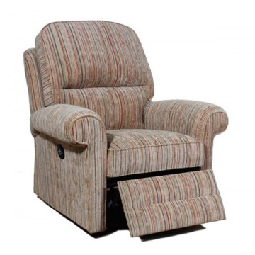 Vale Livorno Small Arm Power Recliner with Side Switch