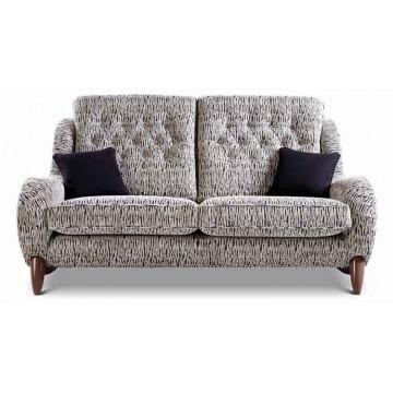 Vale Popples 3 Seater Sofa